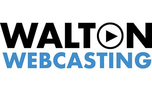 Logo image for Walton Webcasting